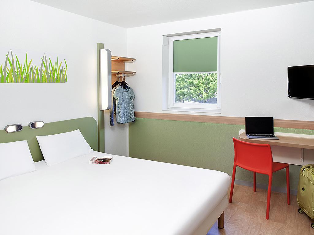 hotel ibis budget clermont ferrand centre montferrand. Black Bedroom Furniture Sets. Home Design Ideas