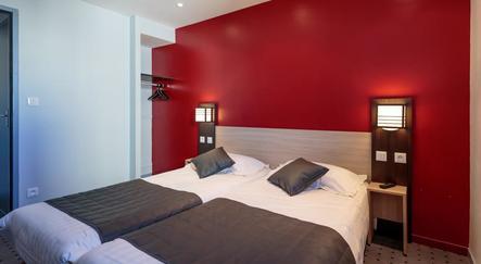 hotel clermont ferrand avec restaurant. Black Bedroom Furniture Sets. Home Design Ideas